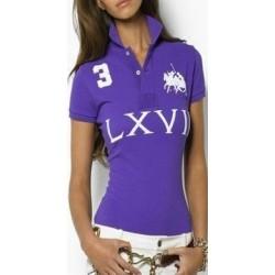 48f7d50684b73 Lote de 5 Camisas Femininas Polo Ralph Lauren - Cod 0109